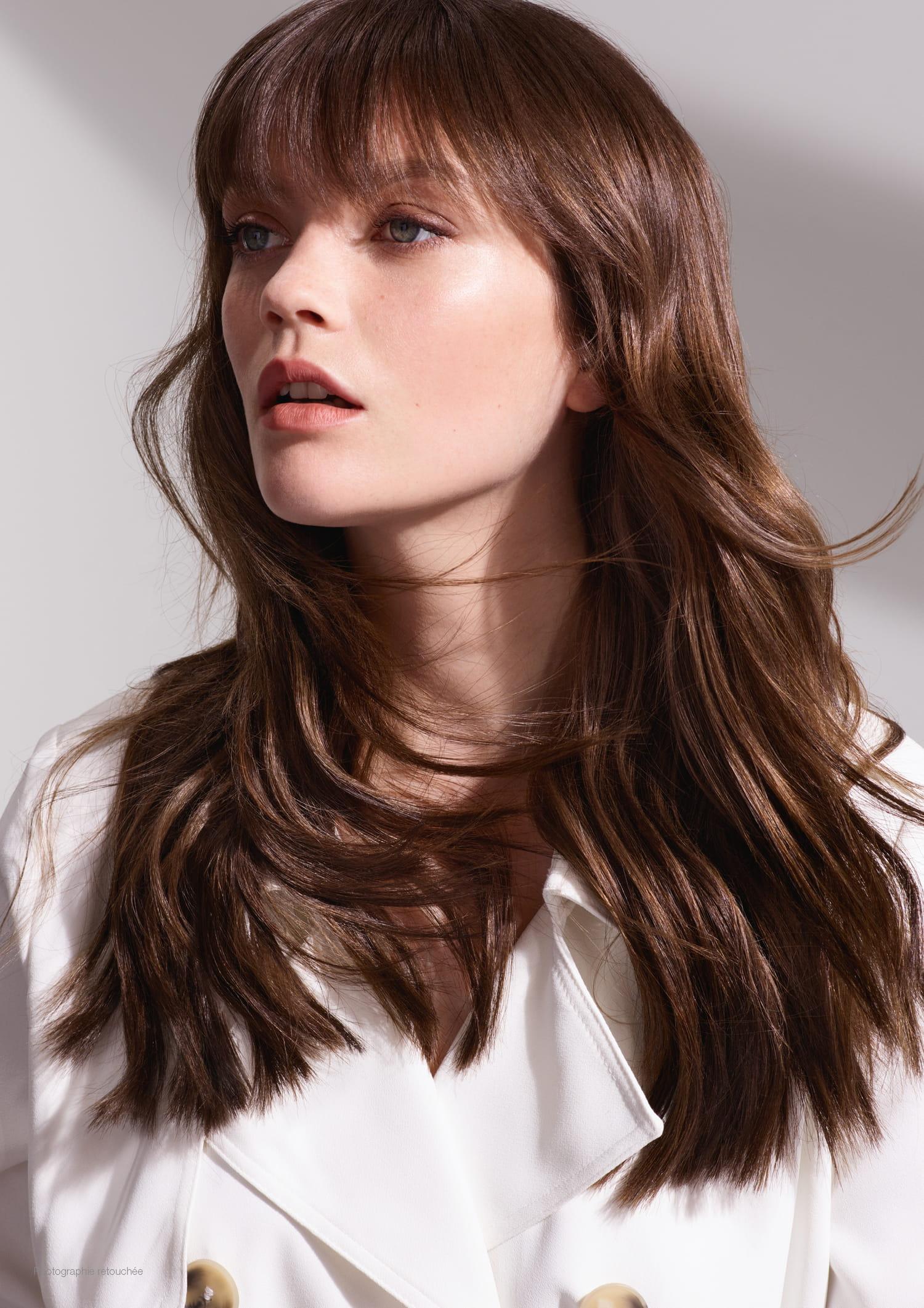 Quel dégradé pour mes cheveux longs?