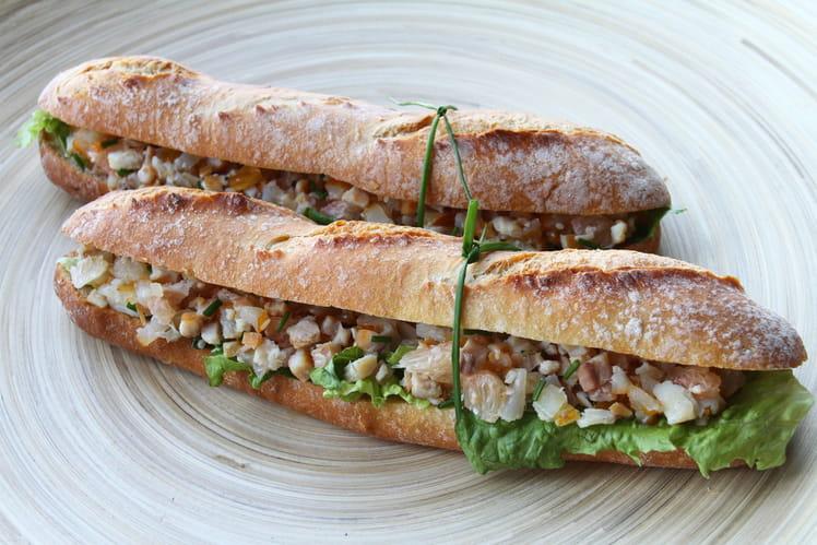 Sandwich P'tit Fumé