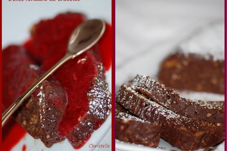 Délice fondant au chocolat