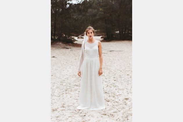 Robe Liza de Lorafolk