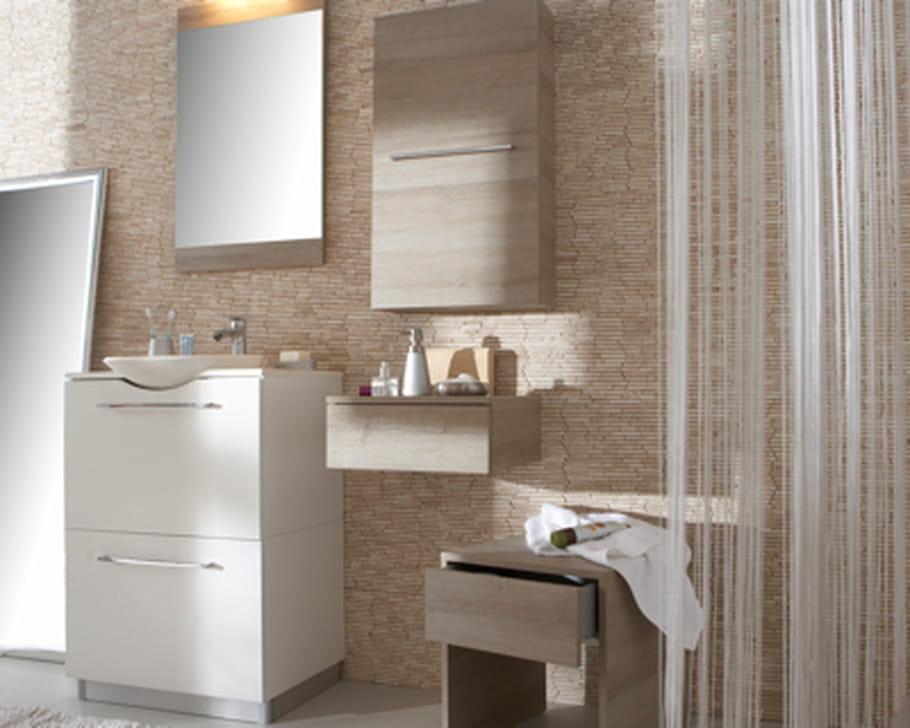 meubles laqu blanc et meubles en fr ne de castorama. Black Bedroom Furniture Sets. Home Design Ideas
