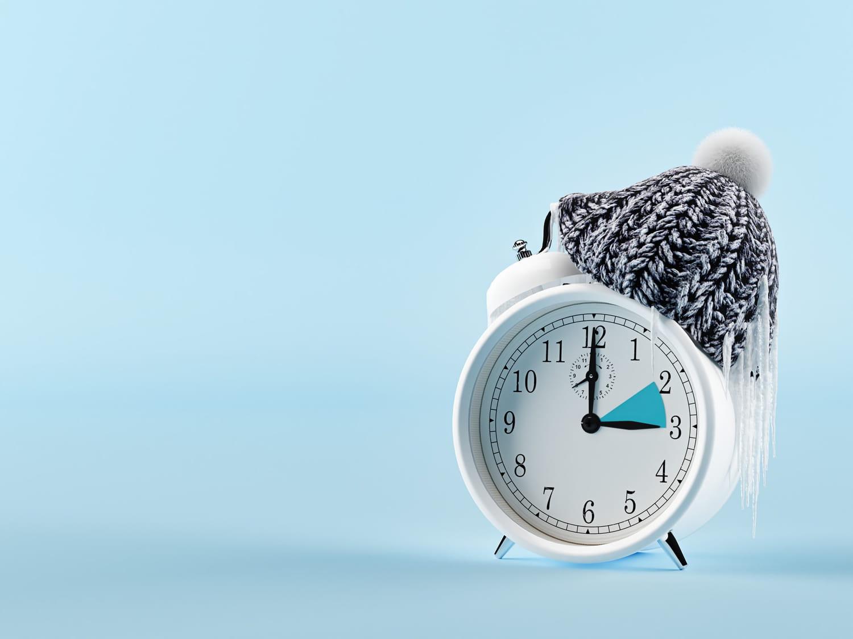 Passage à l'heure d'hiver: conséquences, fatigue, pilule...