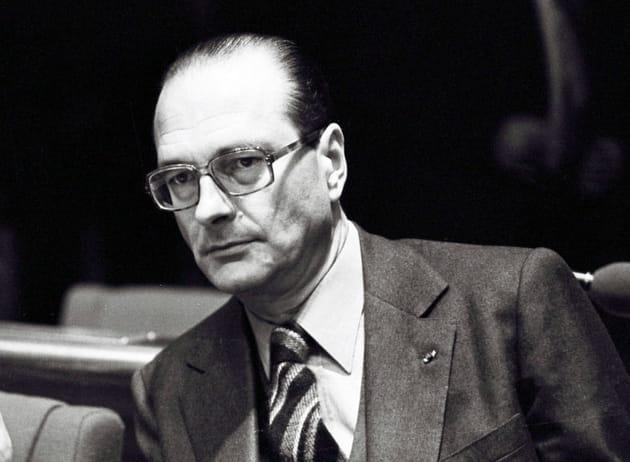 Jacques Chirac : une vie en images