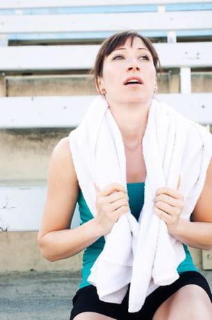transpirer ne fait pas perdre de graisse, mais de l'eau.