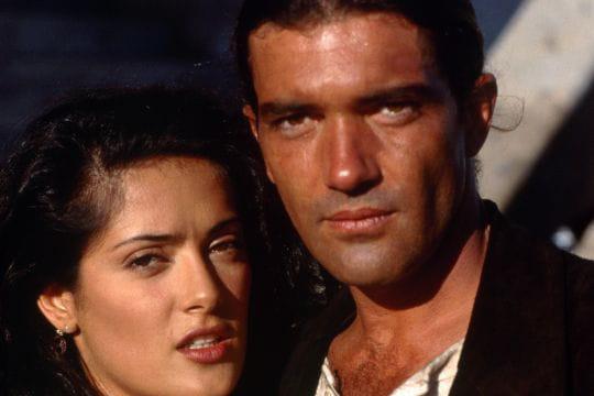 Antonio Banderas, latin lover