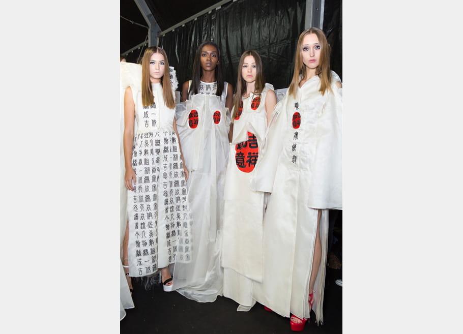 Fashion Shenzhen (Backstage) - photo 54