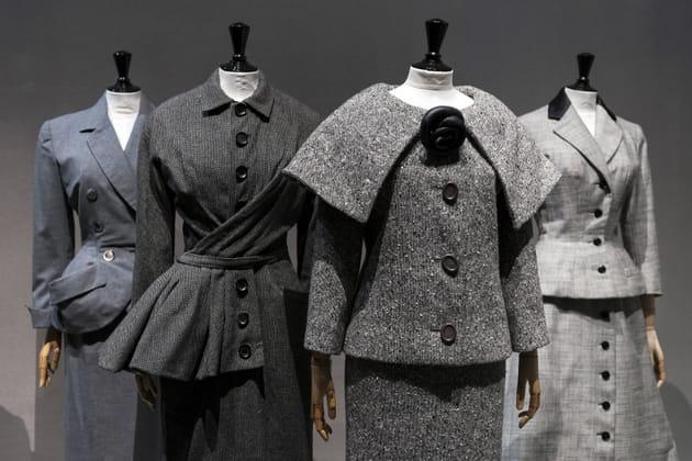 94b2210f19506 Les années 50 - La mode en France, 1947-1957