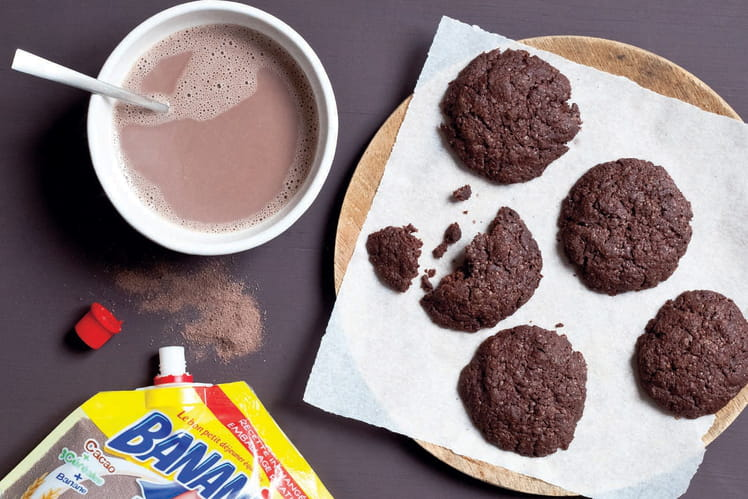 Cookies au Banania