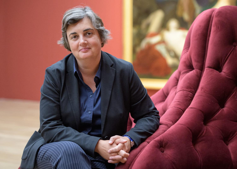 Une femme à la tête du Louvre... pour la première fois!