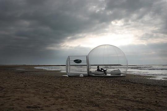 Une bulle d'air
