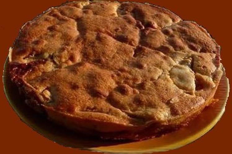 Gâteau aux pommes arôme vanille