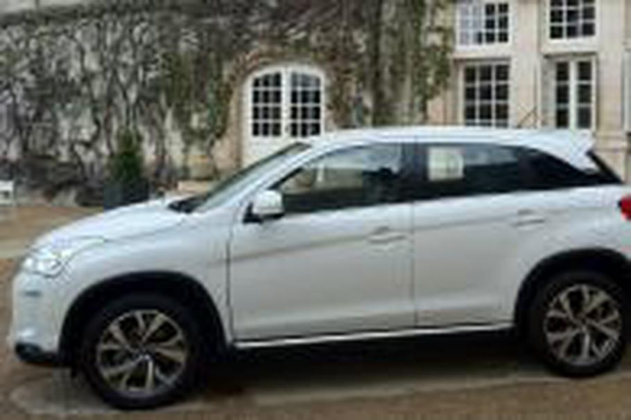 C4 Aicross : le SUV compact de Citroën