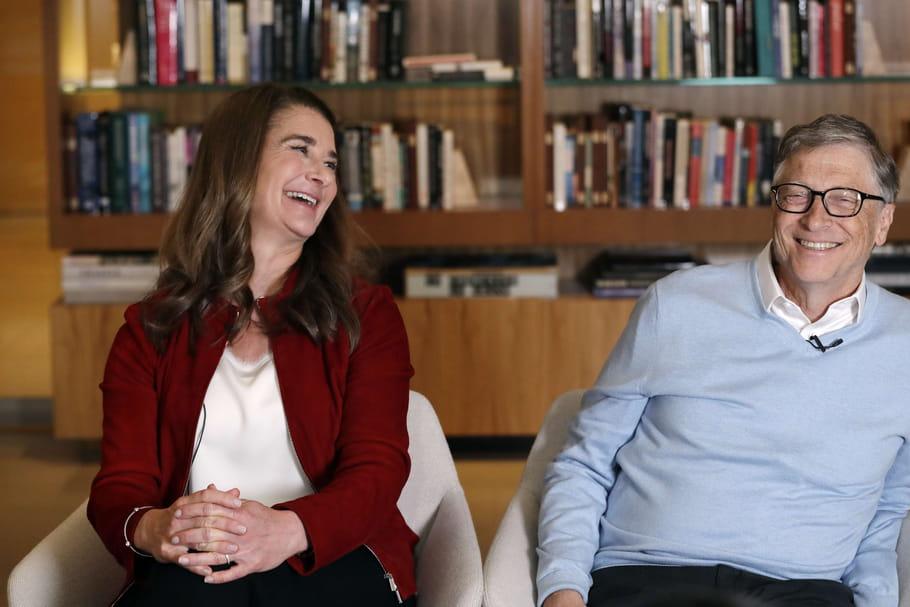 """Bill et Melinda Gates divorcent: rencontre, enfants, mariage """"difficile"""", fortune"""