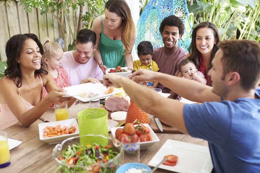 Fêtes de famille: ces moments qui rassemblent toute l'année