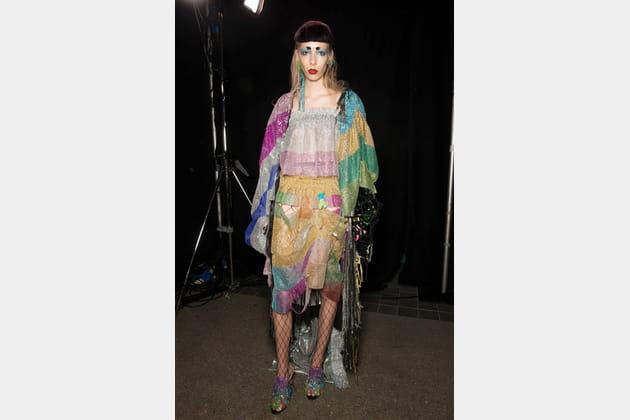 Fashion East (Backstage) - photo 23