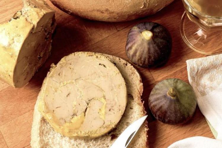 Foie Gras au Torchon traditionnel