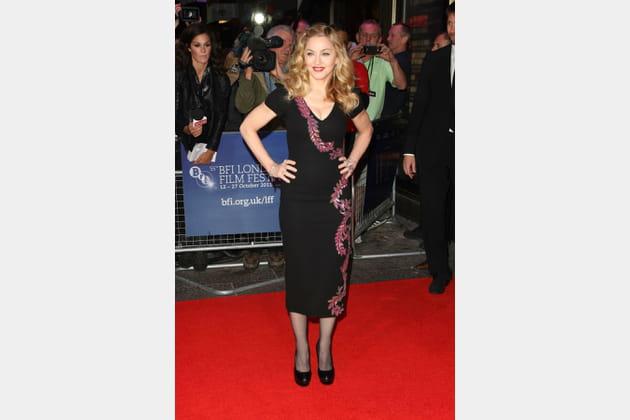 Madonna le 23octobre 2011