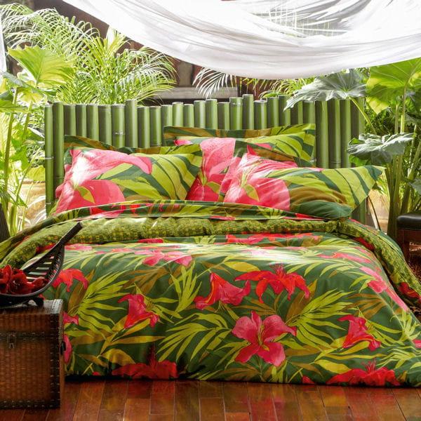parure exotique de becquet. Black Bedroom Furniture Sets. Home Design Ideas