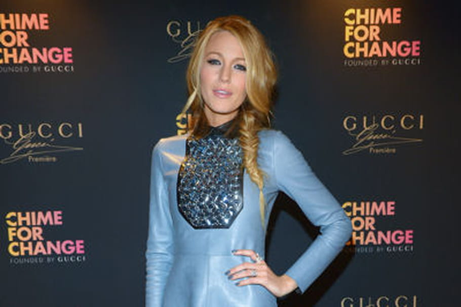 Le look people du jour : Blake Lively