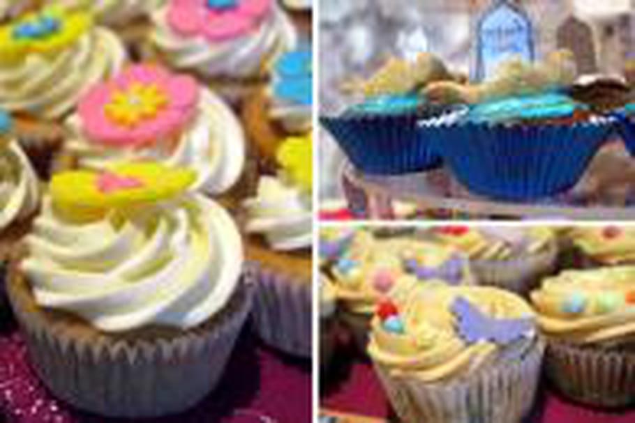 500 gourmands célèbrent le cupcake à Paris