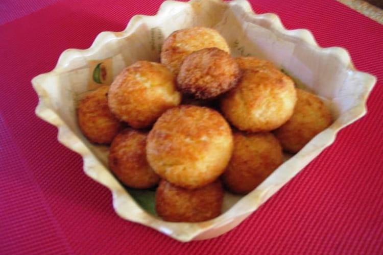 Rochers à la noix de coco express