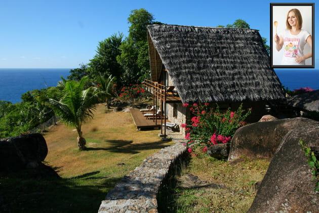 Déco exotique aux Seychelles