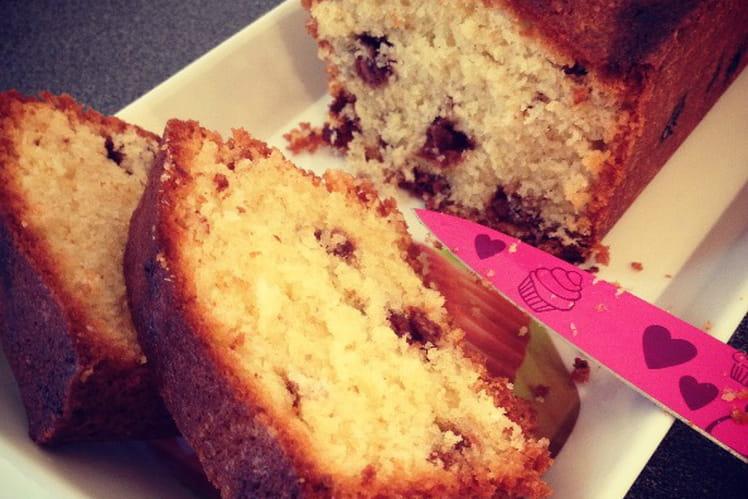 Cake chocolat crunch-coco