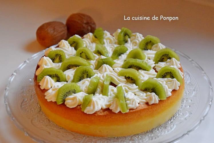 Recette De Gâteau Magique Aux Kiwis
