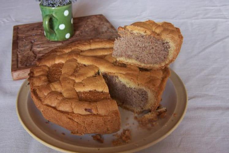 Gâteau norvégien
