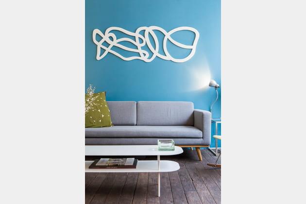 Un mobilier plus moderne