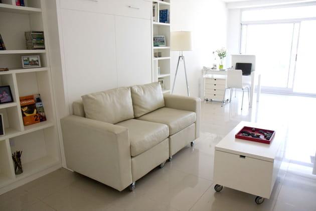 Un petit espace parfaitement optimisé