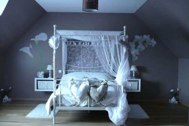 La chambre de Delphine, chic