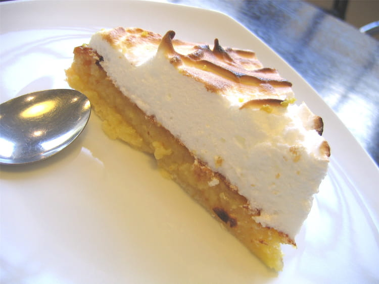 Tarte au citron meringu e rapide la meilleure recette - Tarte au citron meringuee herve cuisine ...