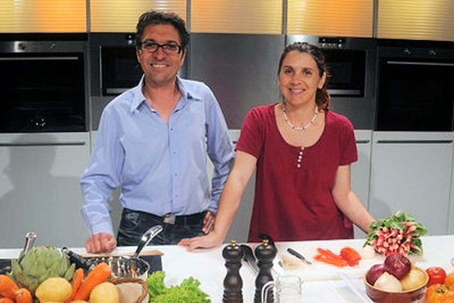 Anne Alassane de Masterchef 1 cuisine chez vous