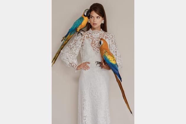 Robe de mariée Ronsard, Victoire Vermeulen