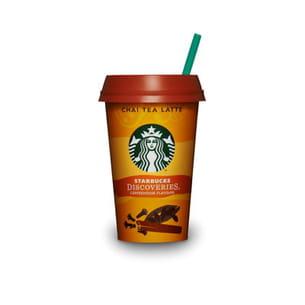 chaï tea latte de starbucks chez monoprix