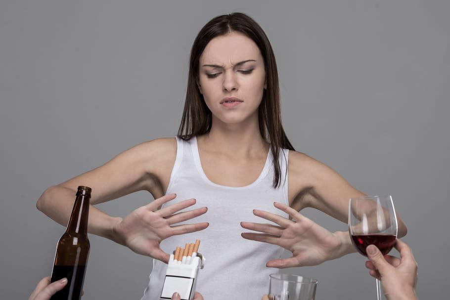 Comment se sortird'une addiction: alimentaire, jeu, sport, alcool...