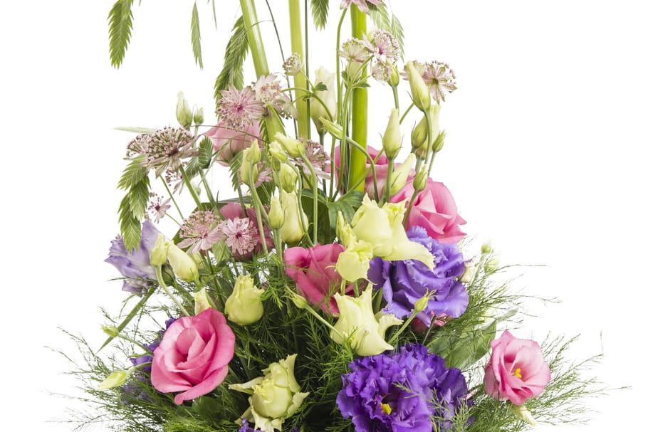 Interflora crée un bouquet à l'image de Bridget Jones