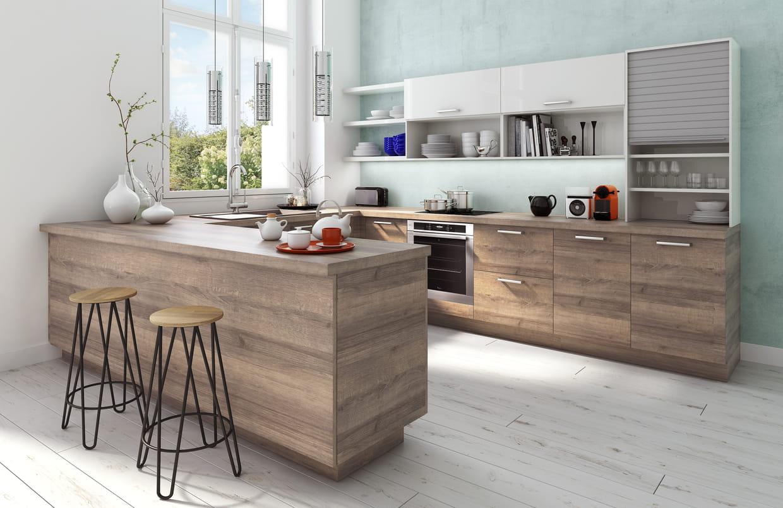 cuisine rocka diamante de but. Black Bedroom Furniture Sets. Home Design Ideas