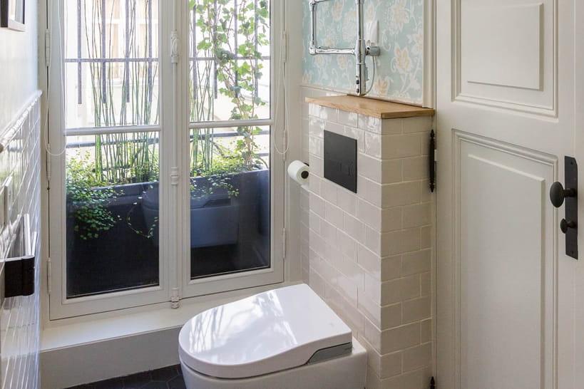Toilettes: comment transformer ses WC en espace déco?
