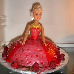 gâteau 'princesse'