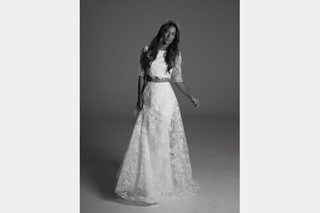 Robe de mariée Cora et Phoebe, Rime Arodaky