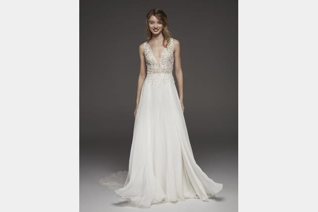 Robe de mariée Huguet