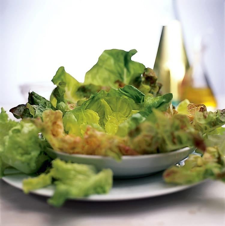recette de salade gingembre citron la recette facile. Black Bedroom Furniture Sets. Home Design Ideas