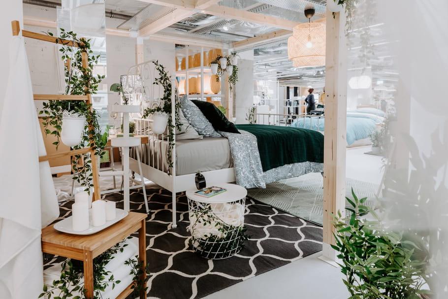 IKEA Paris la Madeleinechange de nom et se réinvente