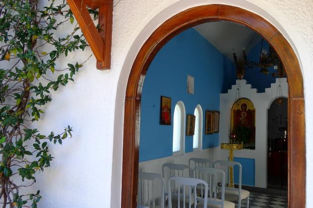 La chapelle orthodoxe
