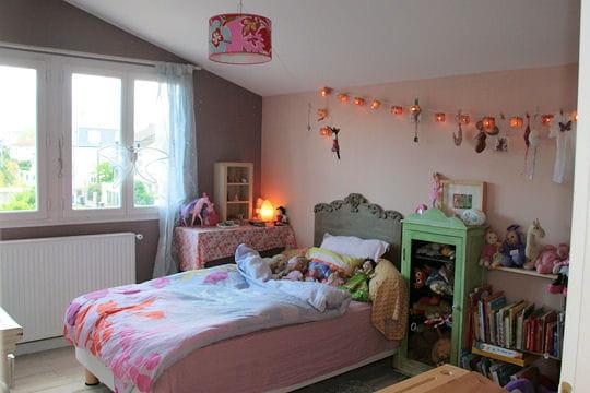 Une vraie chambre de fille