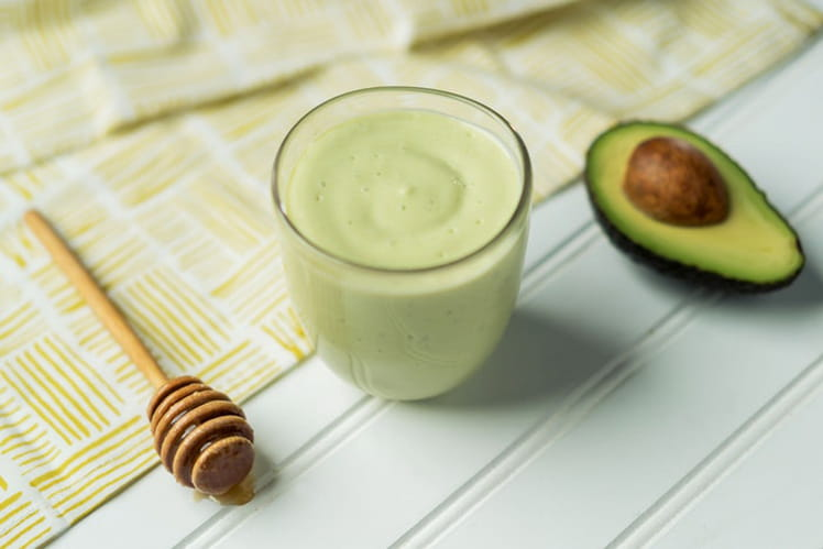 Avocado Yogurt