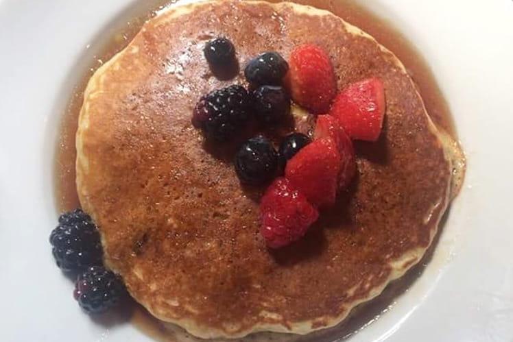 Pancakes moelleux et faciles