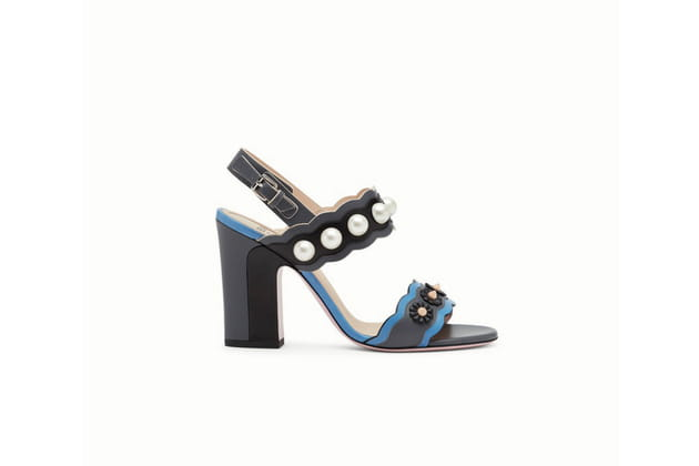 Sandales fantaisie de Fendi